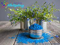 Краска Холи (Гулал) Holiplay Organic синяя