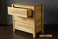 Комод деревянный W-5, ясень или дуб, (Ш900*В870*Г450)