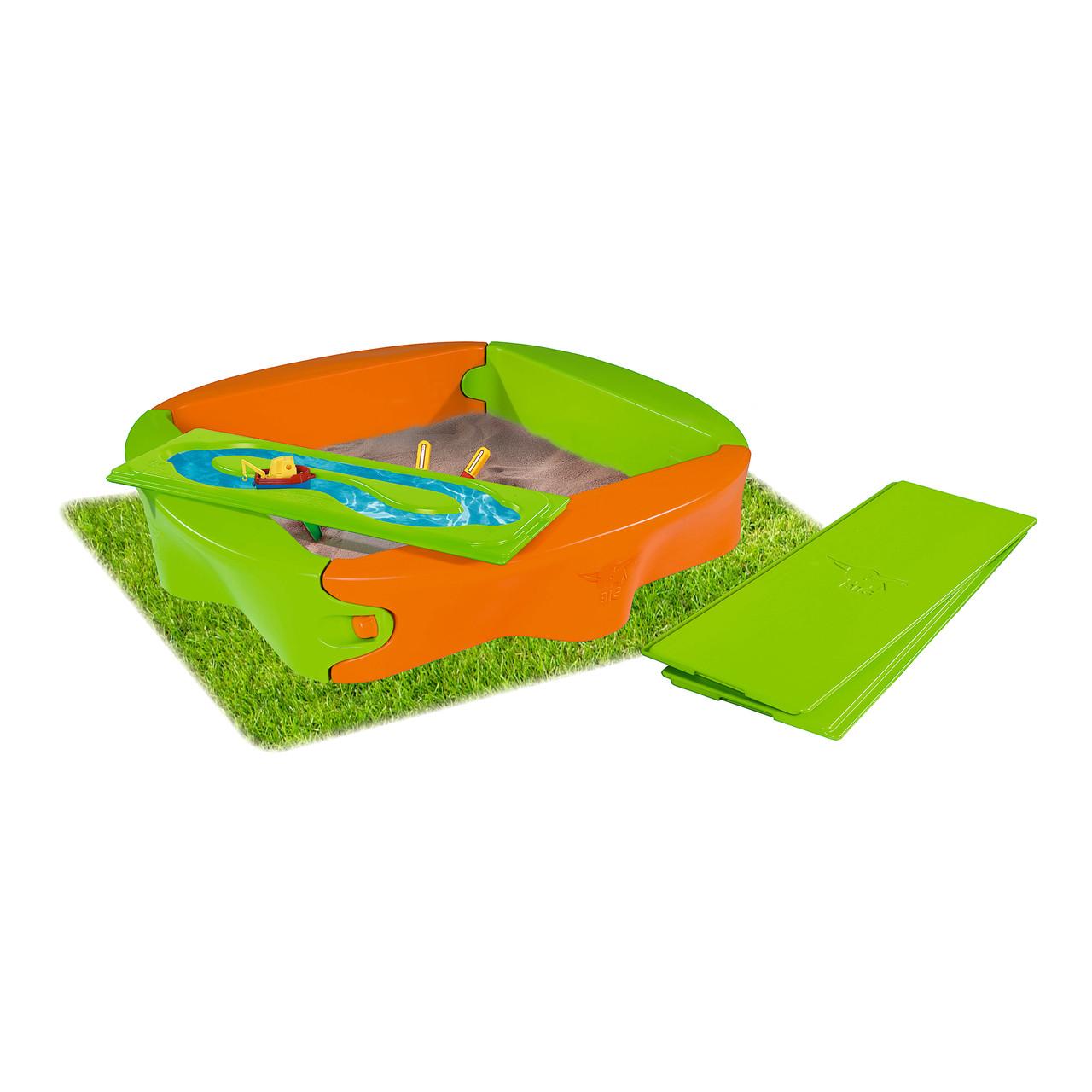 """Игровые площадки «BIG» (56738) песочница с пластиковым покрытием """"Sandy"""""""