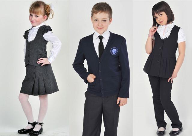 Шкільні шорти і штани