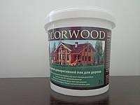 Colorwood Цветной лак для дерева 3л.