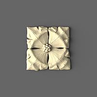 Розетка декоративная 60х60