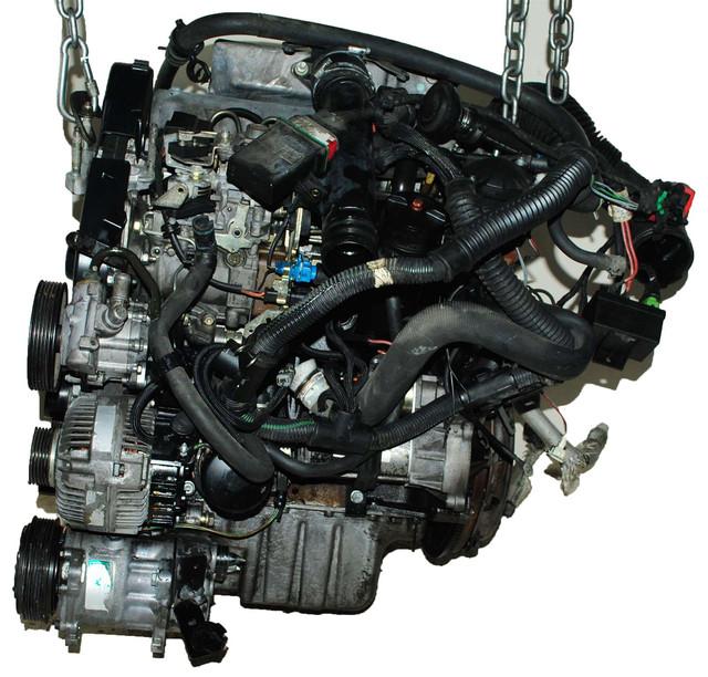 Двигатель (запчасти) Scudo/Jumpy/Expert 96-07