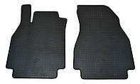 Резиновые передние коврики для Renault Megane II 2002-2009 (STINGRAY)