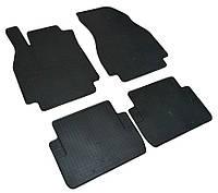 Резиновые коврики для Renault Megane II 2002-2009 (STINGRAY)