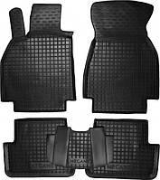 Полиуретановые коврики для Renault Megane II 2002-2009 (AVTO-GUMM)