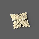 Розетка декоративная 60х60, фото 2