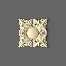 Різьблений декор 60х60
