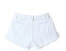 Шорты женские джинсовые (белые), фото 2