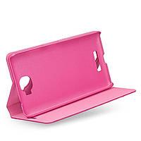 Чехол-книжка Book Cover Original Samsung I9500 Pink