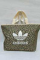 Сумка  женская Adidas (19946) Леопард код 0406 А