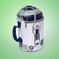 Сумка-термос ланчбокс R2-D2 со звуковым и световым эффектом