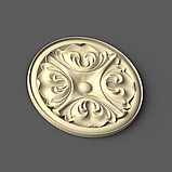Круглая розетка 60х60, фото 2