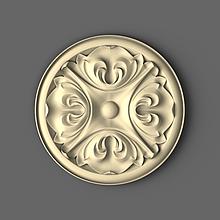 Кругла розетка 60х60