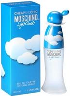 MOSCHINO LIGHT CLOUDS 50 ml Туалетная вода женская (оригинал подлинник  Италия)