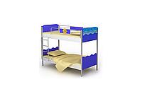 Двоповерхове ліжко Od-12