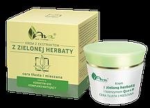 Крем для жирной и комбинированной кожи с экст. Зелегого чая и коензимом Q10+R-Cream For Oily Comb.Skin, 50 мл
