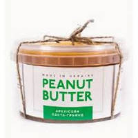 """Арахисовая паста-грайнд с крошками """"Peanut butter"""""""