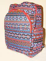 Рюкзак школьный с ярким орнаментом 1032/5