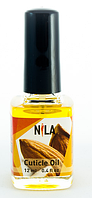 Масло для кутикулы, Nila, 12 мл, миндаль
