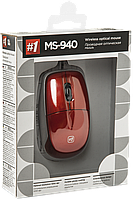 Defender Optimum MS-940 USB red