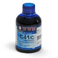 Водорастворимые чернила WWM C41 / C Cyan (200 ml) (Совместимость: Canon Fax- JX210P / JX510P; Pixma MP140 / MP