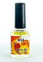 Масло для кутикулы, Nila, 12 мл, персик