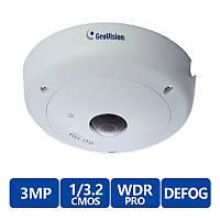 IP видеокамера GeoVision GV-FER3402