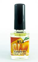 Масло для кутикулы, Nila, 12 мл, мандарин