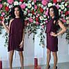 Шифоновое платье гофре, фото 3
