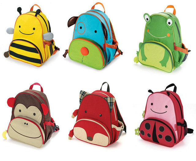 Детские дошкольные рюкзаки