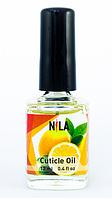 Масло для кутикулы, Nila, 12 мл, лимон