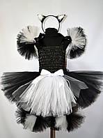 Детский карнавальный костюм кошечки