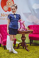Эксклюзивная блуза для девочек для школы, фото 1