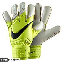 Вратарские перчатки Nike GK Vapor Grip3 White Lemon
