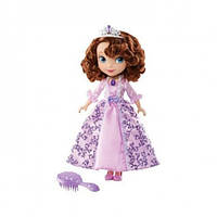 Disney София Прекрасная в короне и с расческой Sofia the First Wedding Day Doll with Hair Crown & Hairbrush