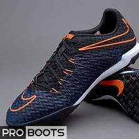 Сороконожки Nike HypervenomX Finale TF Navy Blue
