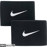 Фиксатор для щитков Nike Guard Stay Black
