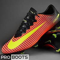 Футбольные бутсы Nike Mercurial Vapor XI FG Euro 2016