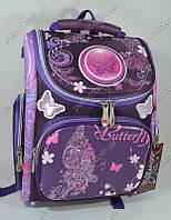 Школьный рюкзак GORANGD для девочки (фиолетовый)