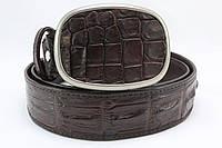 Ремень из кожи крокодила, фото 1