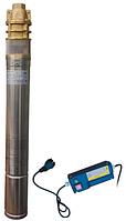Вихревой скважинный насос VOLKS pumpe 3SKm100 0.75