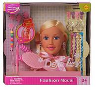 Голова куклы для причесок «Defa Lucy»