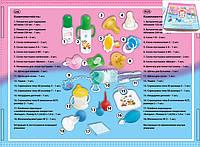 Комплект подарунковий преміум:комплекти дитячі для годування та проф