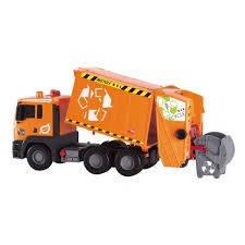 Машинка Dickie Toys Мусоровоз с контейнером, 55 см 3809000, фото 2