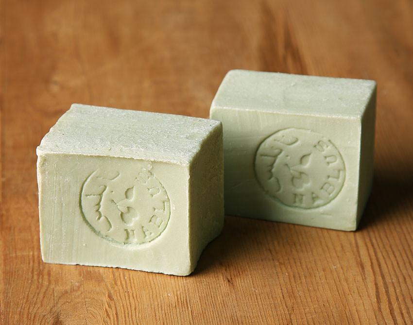 Нежное лавровое мыло ручной работы Nablus, 20% лавра, 110-115g., Палестина