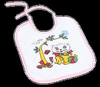 Нагрудник дитячий в інд.упак.по 3 шт.:комплекти дитячі для годування
