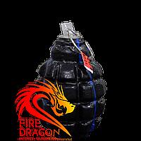 Пейнтбольная граната Ф-1, класс петарды: Корсар 4, время задержки: 3 секунды