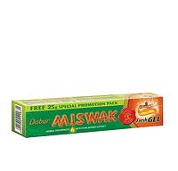 Зубная паста - Травяная DABUR MISWAK 50+25 г
