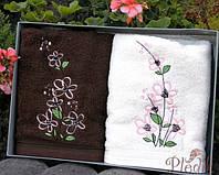 Набор махровых полотенец Diandra Nilufer